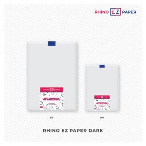 Rhino EZ Paper Dark A3