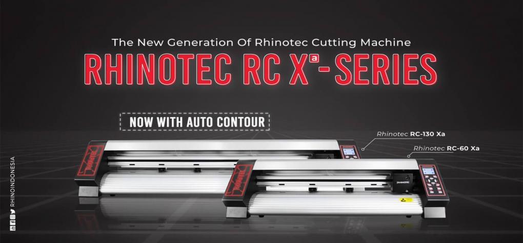 18 Fitur dan Keunggulan Mesin Cutting Sticker Rhinotec